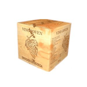 Bag in Box 5L Tinto