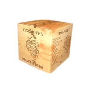 Bag in Box 5L Tinto